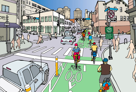 better bikeways